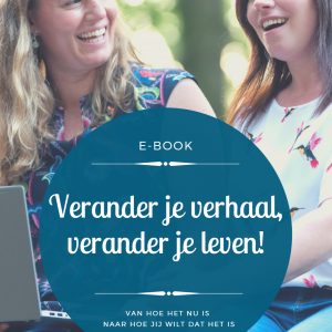 e-book verander je verhaal