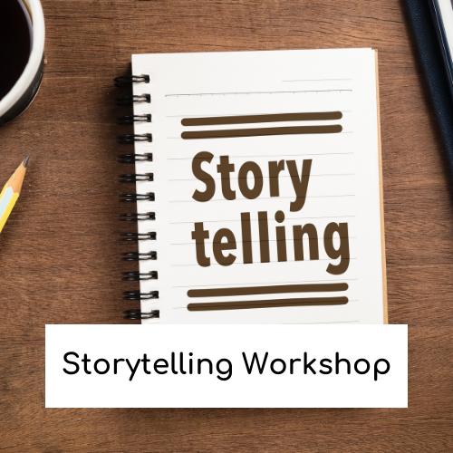 Storytelling Workshop_In Petto