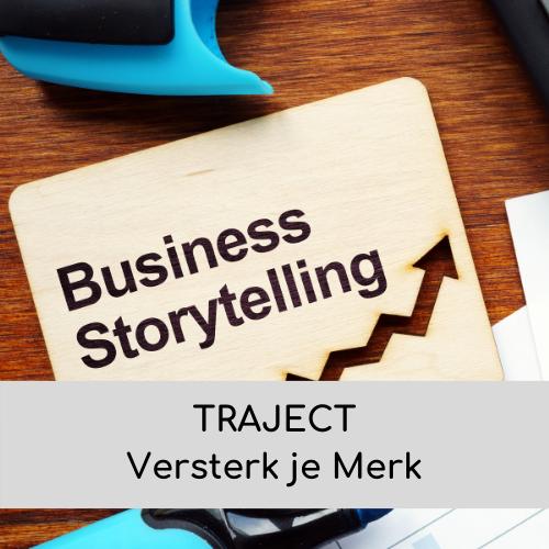 Versterk je merk met storytelling